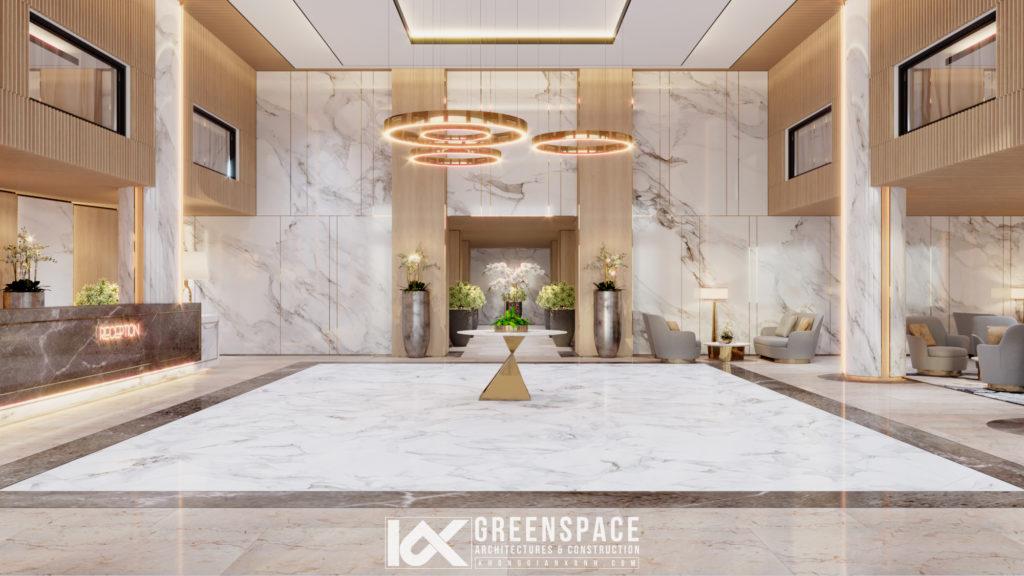 tiêu chuẩn thẩm mỹ nội thất khách sạn