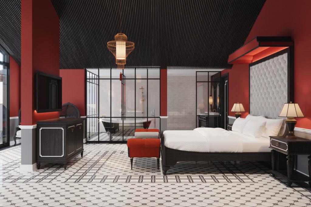 khách sạn đẹp đẳng cấp sang trọng