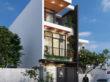 Nhà phố hiện đại 3 tầng – Vũng Tàu