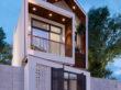 Thiết kế nhà phố 2 tầng độc đáo – Vũng Tàu