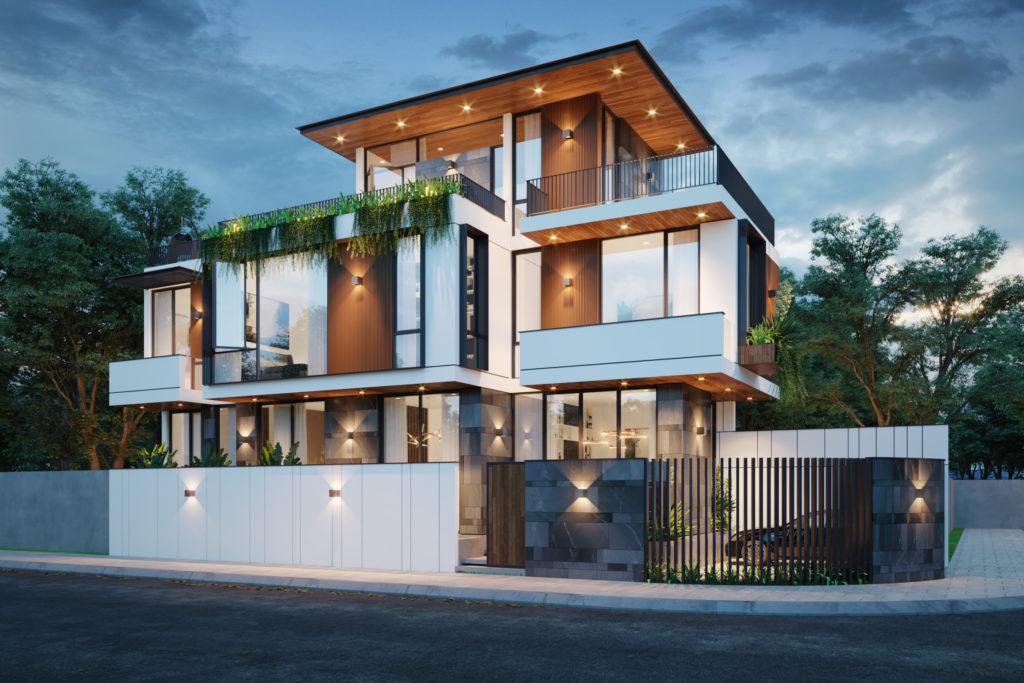 tiêu chí lựa chọn đơn vị thiết kế nhà phố uy tín