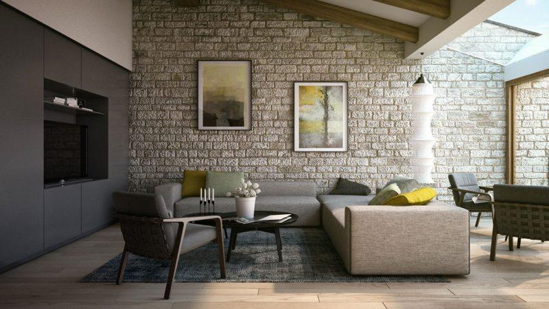 yếu tố nghệ thuật ảnh hưởng đến thiết kế nội thất