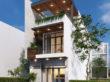 Thiết kế nhà phố mặt tiền 5m – Vũng Tàu