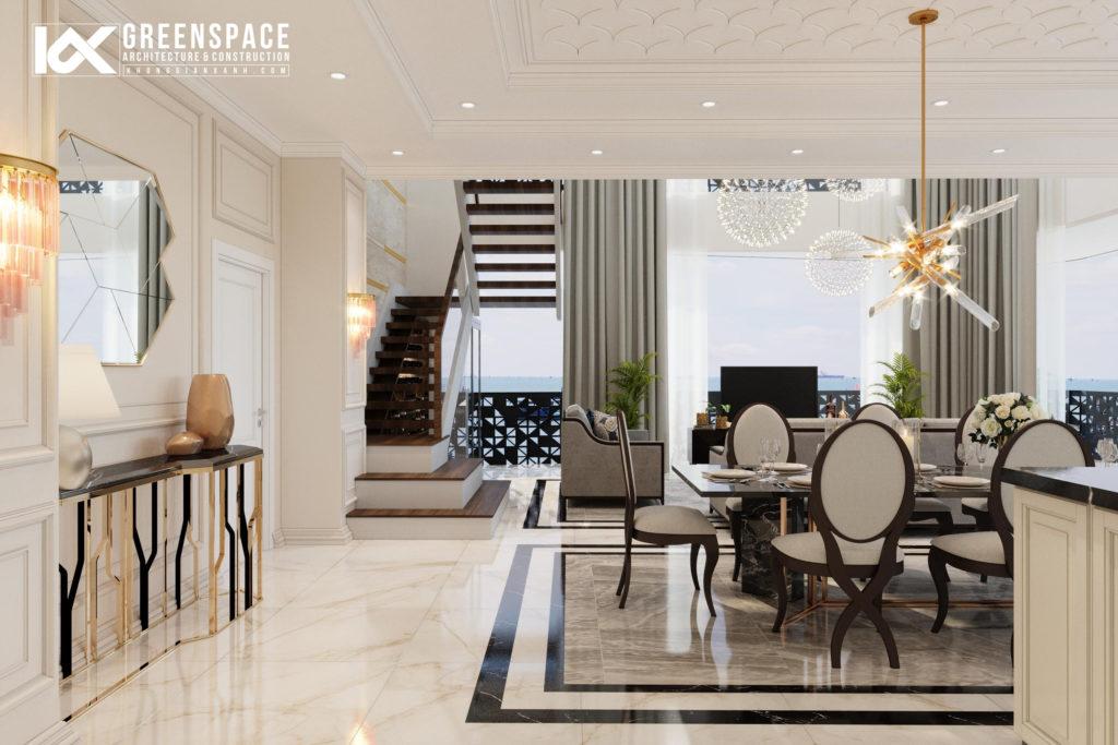 Nội thất khách sạn cao cấp – Vũng Tàu