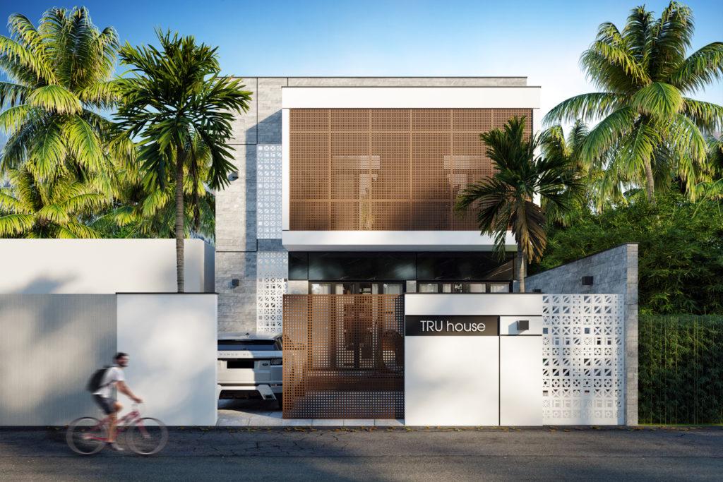 Cải tạo nhà phố Điện Bàn – Quảng Nam