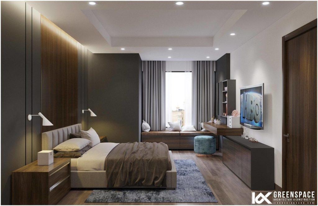 Thiết kế nội thất chung cư Gold Sea – Vũng Tàu