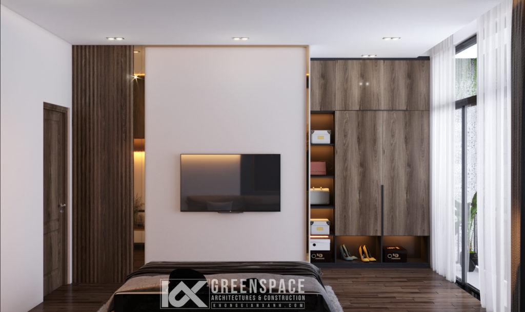 Thiết kế nội thất nhà phố đẹp – phong cách hiện đại sang trọng
