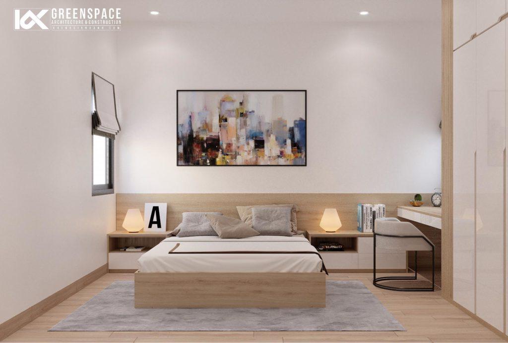 Thiết kế nội thất nhà phố rộng 5m – phong cách trẻ trung hiện đại