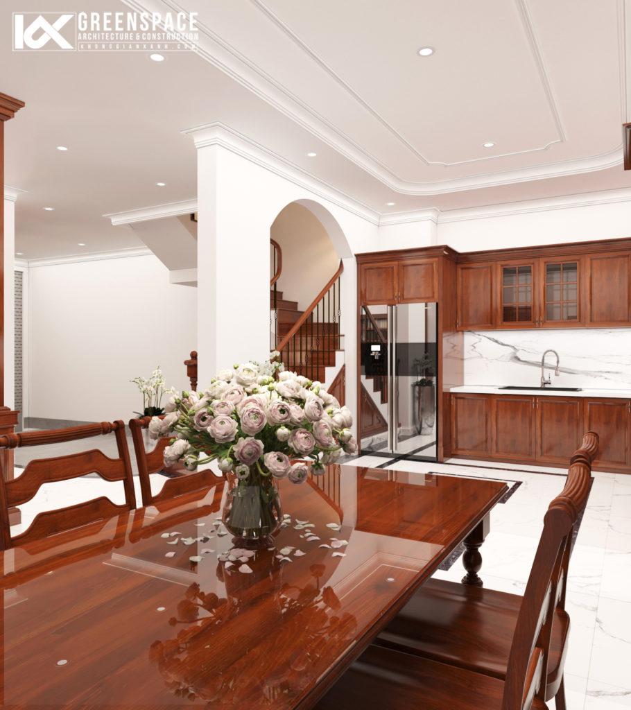 Thiết kế nội thất gỗ tự nhiên – Sự hòa trộn tinh tế từ gỗ với không gian