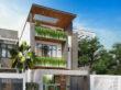 Thiết kế nhà phố 3 tầng Châu Đức – BRVT