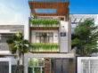 Thiết kế nhà phố 3 tầng Châu Đức - BRVT