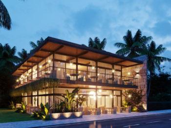 Thiết kế nhà hàng TP Hội An