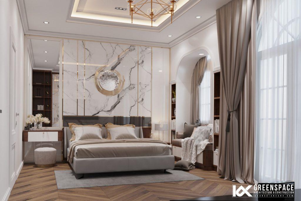 5 mẫu phòng ngủ hiện đại đầu năm 2021