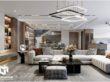 Thiết kế nội thất căn hộ 2 tầng chung cư Dic Phoenix