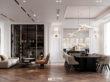 Thiết kế căn hộ phong cách tân cổ điển