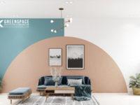 Thiết kế nội thất nhà phố hiện đại