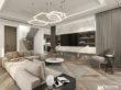 Thiết kế nội thất biệt thự vườn 180m2 - Sự hòa trộn giữa hiện đại và tân cổ điển